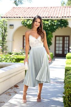 Pleated Skirt Outfit, Dress Skirt, Dress Outfits, Skirt Tulle, Swag Dress, Dress Shoes, Look Fashion, Skirt Fashion, Fashion Outfits