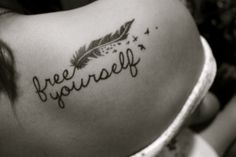 ~Free yourself~