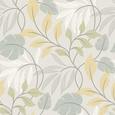 Brewster Home Fashions Simple Space II Eden Modern Leaf Trail x Floral Embossed Wallpaper Color: Blue Grey Wallpaper Samples, Embossed Wallpaper, Wallpaper Roll, Wall Wallpaper, Designer Wallpaper, Pattern Wallpaper, Cream Wallpaper, Accent Wallpaper, Luxury Wallpaper