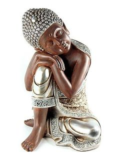 Mondo Homewares - Buddha Figurine Mosaic Dress - Sleeping Thai Buddha with mosaic dress. Give your home some fresh and exciting accents, with these fabulous interior Decor designs. Decoupage Ideas, Zbrush, Namaste, Mosaic, Spiritual, India, Tattoo, Plaster Crafts, Picture On Wood
