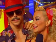 Twitter / TeamKellieDerek: #encoreSamba for @derekhough ...