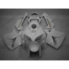 Honda CBR 600RR F5 2005-2006 Injection ABS Fairing - Others - All White | $639.00