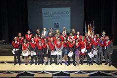 Graduats i Graduades en el Títol propi de Seguretat i Ciències Policials, i el Grau en Criminologia i Seguretat