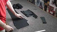 как сшить женские брюки - YouTube