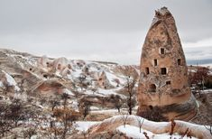 Visit Cappadocia: Cave Churches, Fairy Chimneys, and Hot Air Balloon Trips  The region in eastern Anatolia is a collection of UNESCO-protected villages with settlements dating back to the 8th century B.C.