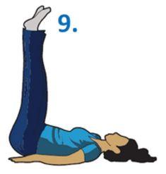Kegelove cviky - Posilňovanie svalov panvového dna - ZDRAVIE.sk Gym Workout Tips, Butt Workout, Fitness Tips, Health Fitness, Body Fitness, Beauty Detox, Yoga Anatomy, Pelvic Floor, Organic Beauty