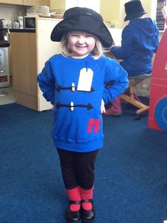 Nursery | 'Paddington Bears' for World Book Day - Picture Gallery - Brabyns Preparatory School