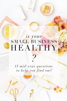 Is your small business healthy? The guide every small business owner needs to read to assess their business growth and goals. Business Goals, Business Entrepreneur, Business Tips, Online Business, Business Coaching, Growing Your Business, Photography Business, Creative Business, This Or That Questions
