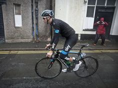 Team Sky | Pro Cycling | Photo Gallery | Scott Mitchell - Britain Stage Five Gallery