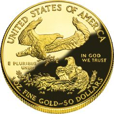 Collectors and investors know the value of the Gold Eagle coins. You can find Gold American Eagle coins that will be valuable additions to your collections, while there are Gold American Eagle Coins that are intended for investment portfolios instead. Gold Bullion Bars, Bullion Coins, Silver Bullion, Gold Eagle Coins, Gold And Silver Coins, Gold Dollar, Dollar Coin, Ira Investment, Investment Books