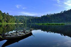 Reflection - Situ Gunung, Sukabumi - West Java, Indonesia