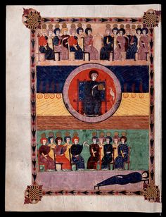 Beato de Liébana: códice de Fernando I y Dña. Sancha — (48)