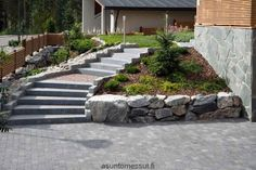 Stone stairs on the hillside Though historical with thought, this pergola is encountering somewhat of