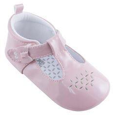6945cf4ad87d Baby Girls  Surprize by Stride Rite® GiGi Mary Jane Mini Shoes - Pink 6-12M