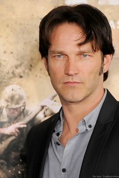 Stephen Moyer Mobile Wallpaper 2