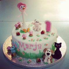 #animals#cake#chocolat #lapequeñapasteleriademama (en La Pequeña Pastelería de Mamá)