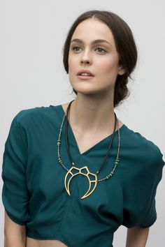 resurrection necklace // gretchen jones