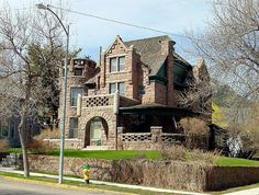 Is that a castle in the middle of Helena, Montana? Check out Helena's Mansion District to see the 'City that Gold Built'