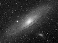 M31 1 hour exposure with TMB92