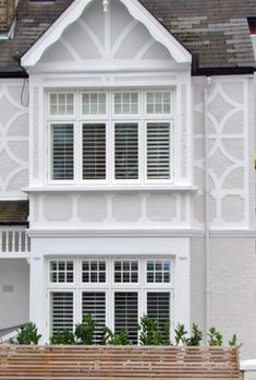 Browse thousands photos of Casement Windows that will inspire you. Find ideas and inspiration for Casement Windows to add to your own home. French Casement Windows, Timber Windows, Upvc Windows, Dormer Windows, House Windows, Window Replacement, Bay Window Exterior, Diy Exterior, Windows