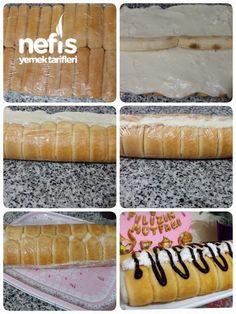 Pratik Kedidilli Rulo Pasta
