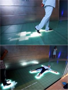 How cool to have for your wedding dance floor!?!?