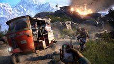 Far Cry Creative Director Leaves Ubisoft, Starts Typhoon Studios - http://techraptor.net/content/far-cry-creative-direct-leaves-ubisoft-starts-typhoon-studios | Gaming, Gaming News
