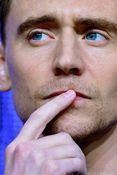 """For Sunday. A Reflection. With Tom Hiddleston. It's so much more exhausting than loving"""" - Tom Hiddleston Tom Hiddleston Loki, Tom Hiddleston Imagines, Thomas William Hiddleston, The Hollow Crown, Toms, Bad Boy, My Tom, British Men, Eyes"""