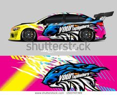 Find Car Wrap Decal Graphics Lion Head stock images in HD and millions of other royalty-free stock photos, illustrations and vectors in the Shutterstock collection. Thousands of new, high-quality pictures added every day. Car Decals, Vinyl Decals, Honda Cars, Unique Cars, Subaru Wrx, Car Painting, Car Wrap, Used Cars, Cool Cars