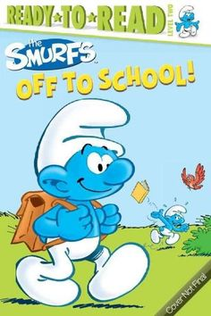 The Smurfs Off to School!