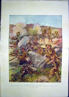 Boar War 1900 Armed Conflict, War Film, King And Country, Film Inspiration, British Colonial, Modern Times, British Army, Military Art, First World