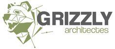 GRIZZLY : naming de l'atelier d'architectes porté par Yvan Loizeau (ours mais pas trop, belle griffe et, oui, poil grisonnant !). Design by NOSODA.