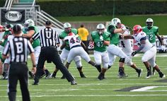 Herd Insider notebook: Marshall stuffs Owls in second half for 35-16 win, and you can look at the records and notes on Devon Johnson's 272 yards of rushing and four touchdowns as Marshall is 8-0 this season with a win over Florida Atlantic.