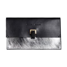 Proenza Schouler Extra Small Lunch Bag Clutch Double-Sided Leather at Barneys.com