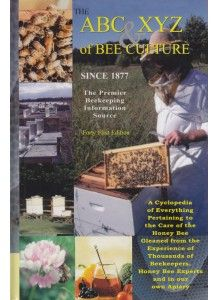 ABC and XYZ of Bee Culture--41st edition has over 900 pages and more than 1000 photos.  Most photos are color but many are black and white because of the exentive array of historical topics, people and events that are covered.  A comprehensive encyclopedia of honeybees, beekeeping and beekeeping practices and equipment.