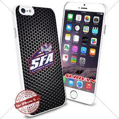 New iPhone 6 Case Stephen F. Austin Lumberjacks Logo NCAA #1570 White Smartphone Case Cover Collector TPU Rubber [Black Net] SURIYAN http://www.amazon.com/dp/B01504DBPG/ref=cm_sw_r_pi_dp_tWgAwb18NVBNM