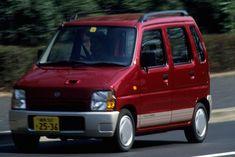 Suzuki Wagon R, City Car, Japanese Cars, Evolution, Van, Vehicles, Car, Vans, Vehicle