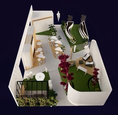 Technical modeling / rendering creation of the ground plan and first Architecture Sketchbook, Museum Architecture, Architecture Collage, Architecture Plan, Exhibition Stall, Exhibition Stand Design, Design Stand, Expo Stand, Espace Design