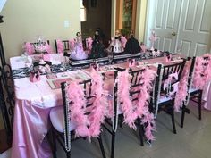 Barbie Glam Party | CatchMyParty.com