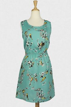 Sweet Bird Song Dress... love this dress! i saw someone wearing it in real life the other day!