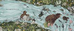 The best British children's illustrators in the Bratislava awards – in pictures