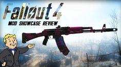 ☢Fallout 4☢ AK74M - Assault Rifle ♦️MOD SHOWCASE♦️ | Killerkev ✔️