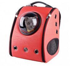 Kedilerinizi Küçük Birer Astronota Çeviren Taşıma Çantaları - http://www.aylakkarga.com/kedilerinizi-kucuk-birer-astronota-ceviren-tasima-cantalari/