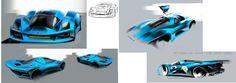 Porsche GT Vision on Behance