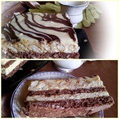 W kuchennym oknie Ewy: Ciasto Milki Way z biszkoptami