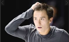 Patrick Chan(Canada) Plactice : World Figure Skating Championships 2013 in London(CANADA)