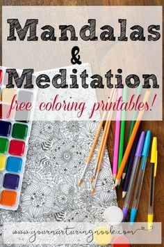 Coloring and doodling are technically a type of meditation. It has been shown that ten minutes a day of meditation helps the body become less reactive to stress hormones and can improve high blood pressure, anxiety, and depression. When your mind is focused on coloring, it gives your brain a chance to rest and simply be in the present moment. I also think one of the reasons coloring has become so popular recently is because it takes you back to your childhood, a time in life that was…