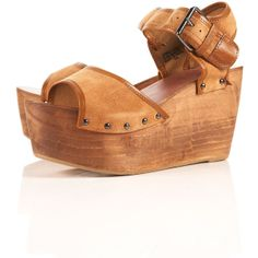 6bbfc8703e7 Gucci women s shoes Platform wood heels ankle strap Black (GGW1580 ...