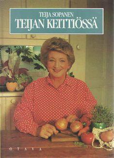 Teijan keittiössä TV-sarja 1991 - 1996