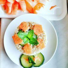 Quinoa salad #quinoa